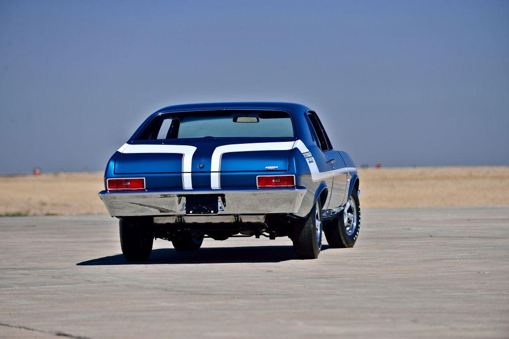 1970 Chevrolet Nova Yenko Deuce Muscle Old Classic Original USA -12 wallpaper