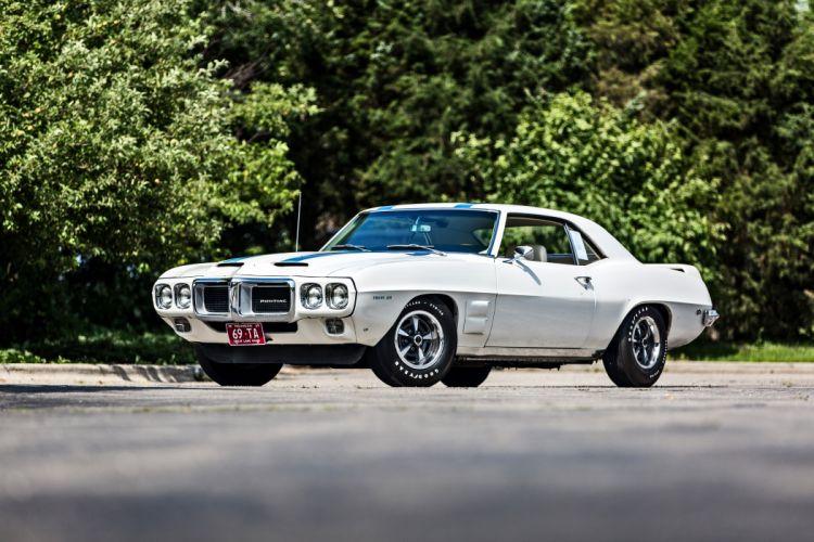 1969 Pontiac Trans Am Coupe Hardtop Muscle Classic Old Original USA -01 wallpaper