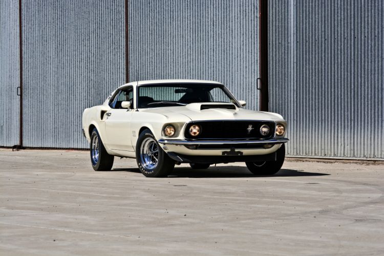 1969 Ford Mustang Boss 429 Fastback Muscle Old Classic Original USA -19 wallpaper