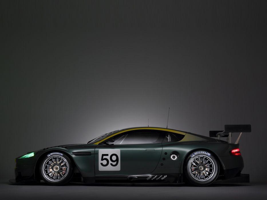 Aston Martin DBR9 Race Car wallpaper