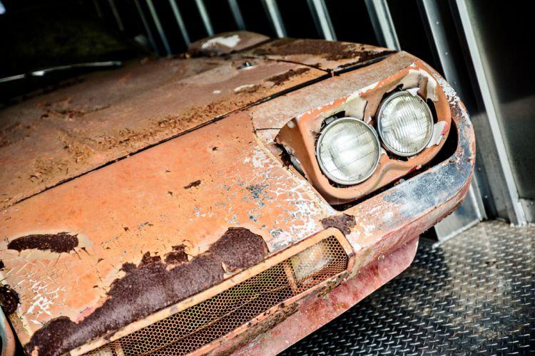 1969 Dodger Daytona Rusty Abandoned Forgotten Junkyeard Muscle Old Classic USA -70 wallpaper