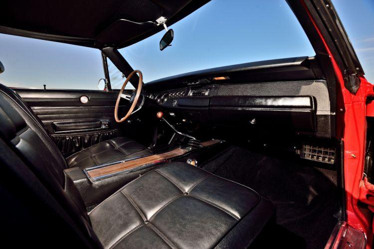 1969 Dodge Hemi Daytona Muscle Old Classic Original USA 54 wallpaper