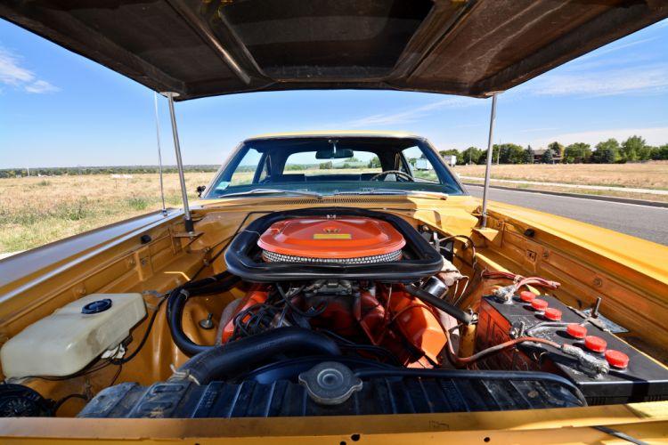 1969 Dodge Super Bee Hemi Muscle Old Classic Original USA -07 wallpaper