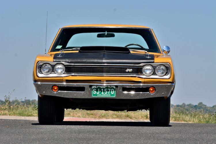 1969 Dodge Super Bee Hemi Muscle Old Classic Original USA -13 wallpaper
