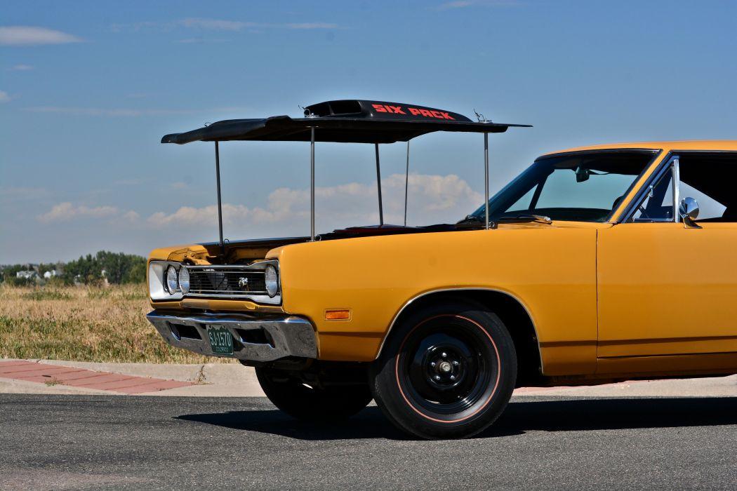 1969 Dodge Super Bee Hemi Muscle Old Classic Original USA -21 wallpaper