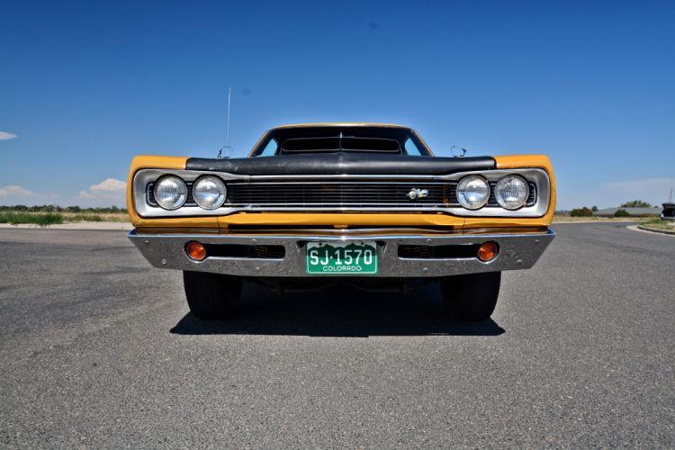 1969 Dodge Super Bee Hemi Muscle Old Classic Original USA -20 wallpaper