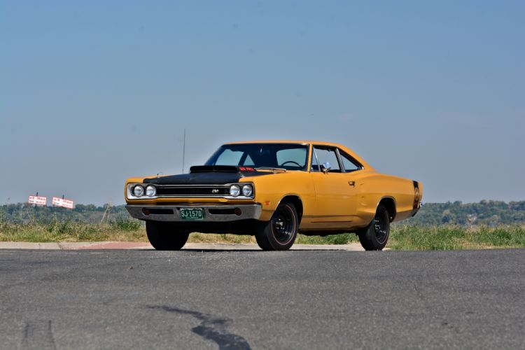 1969 Dodge Super Bee Hemi Muscle Old Classic Original USA -23 wallpaper
