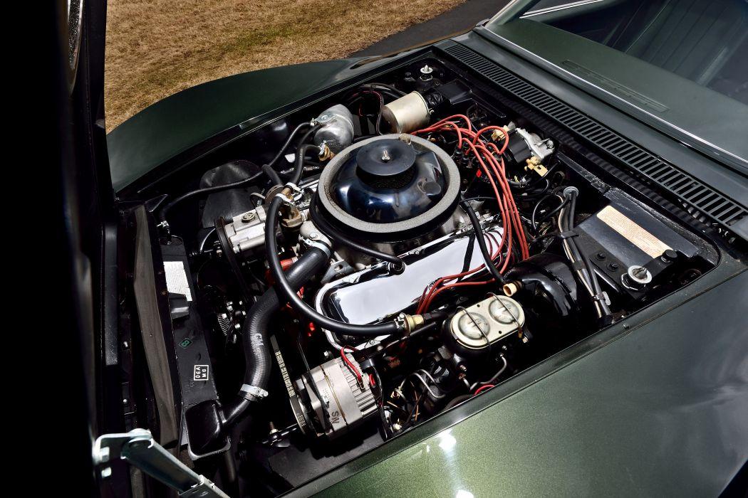 1969 Chevrolet Corvette L88 Convertible Muscle Classic Old Original USA -06 wallpaper