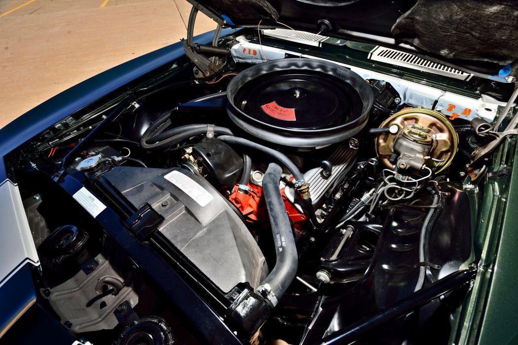 1969 Chevrolet Camaro Z28 Muscle Classic Old Original USA -06 wallpaper