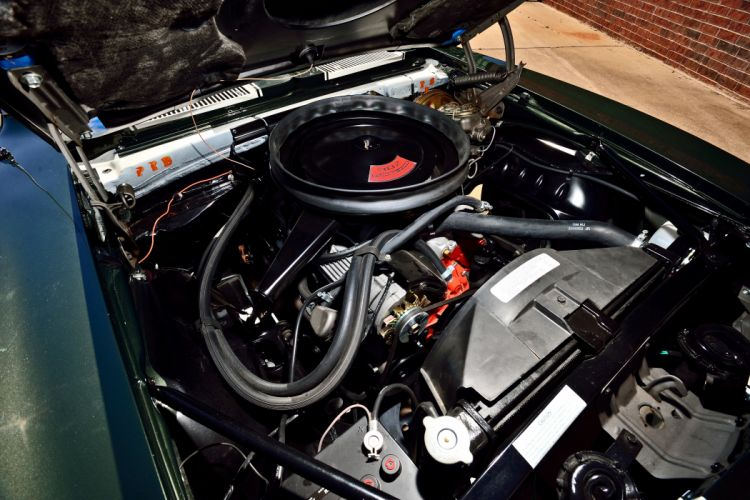 1969 Chevrolet Camaro Z28 Muscle Classic Old Original USA -07 wallpaper