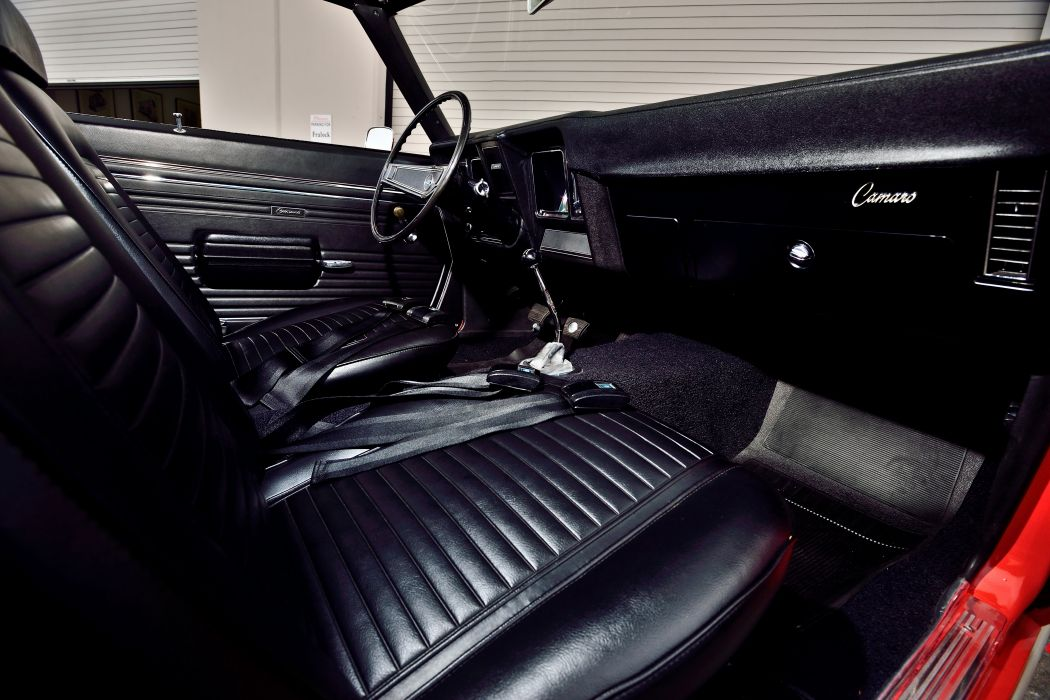 1969 Chevrolet Camaro ZL1 Muscle Old Classic Original USA -32 wallpaper