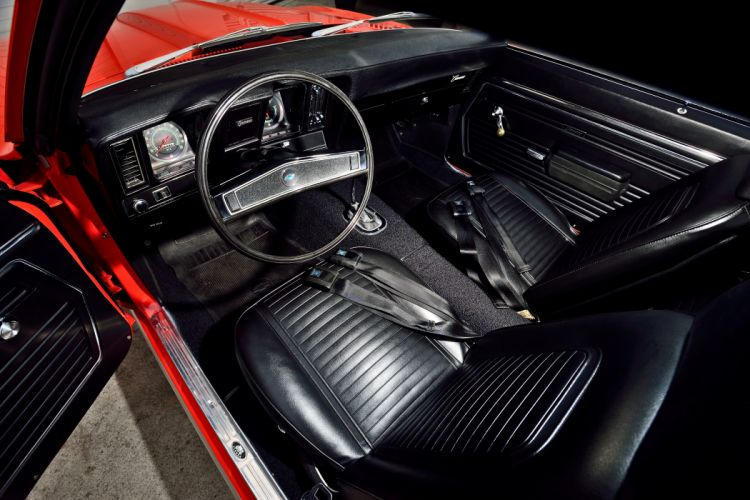 1969 Chevrolet Camaro ZL1 Muscle Old Classic Original USA -31 wallpaper