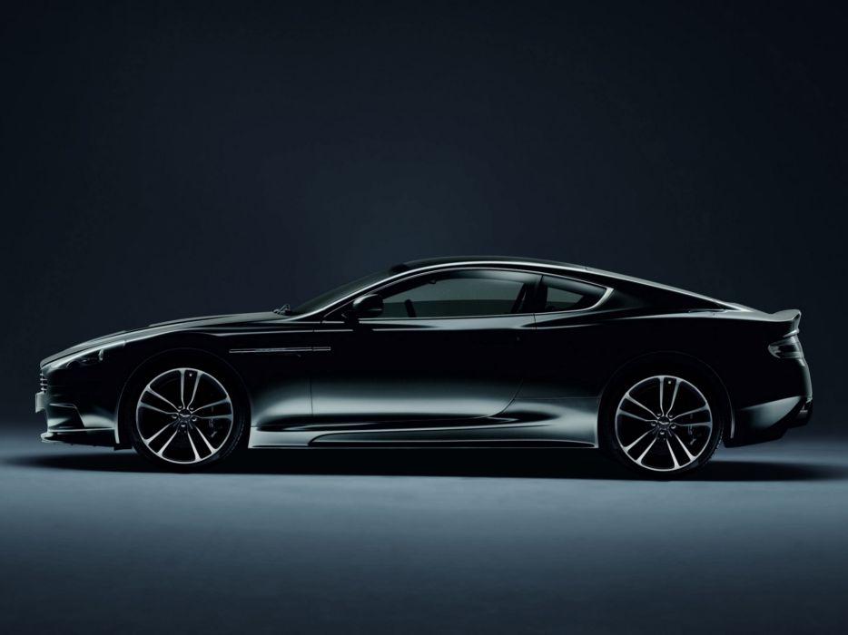 Aston Martin DBS Carbon Black wallpaper