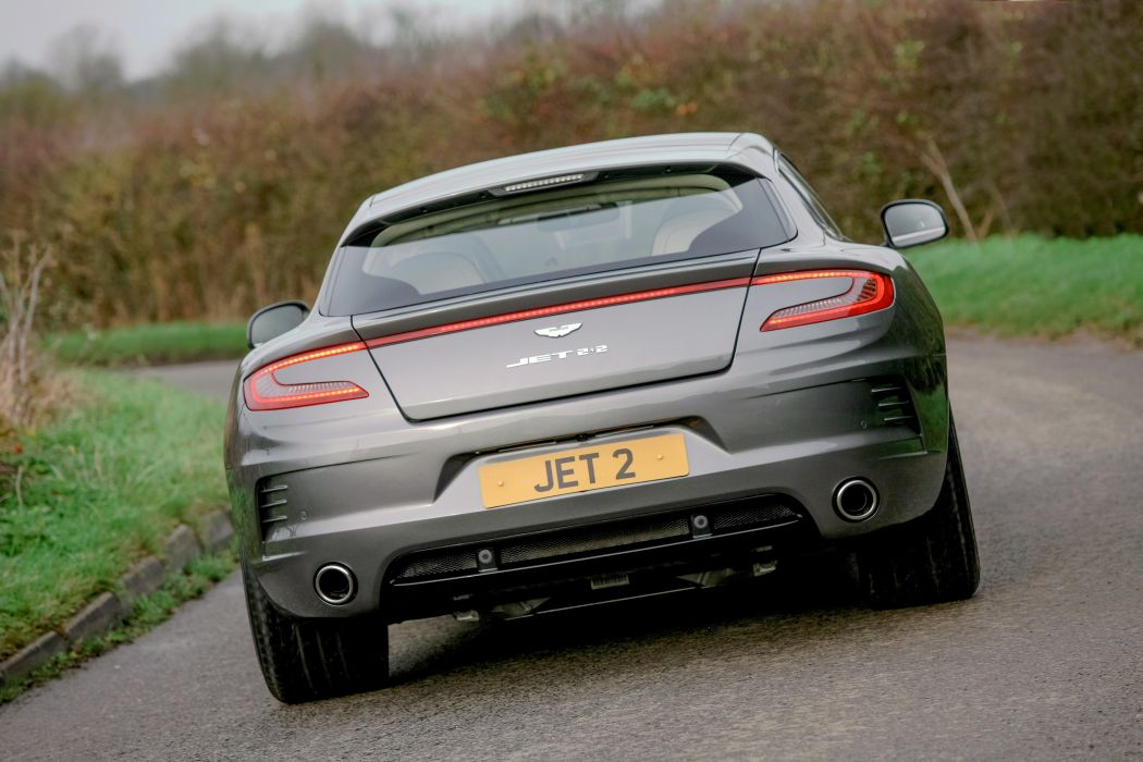 Aston Martin Jet 2+2 wallpaper