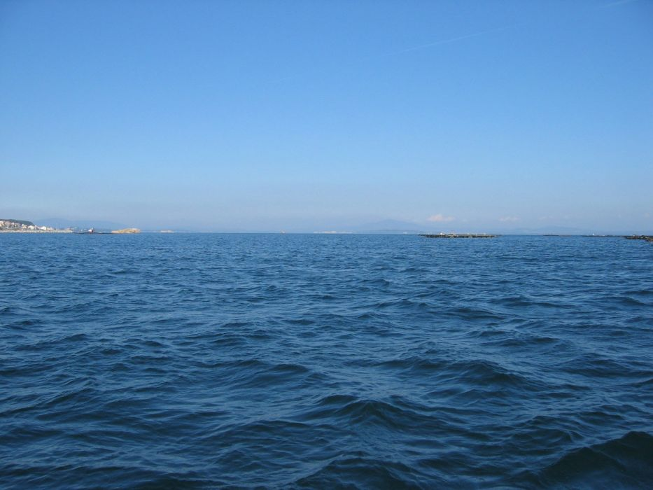 mar puerto naturaleza wallpaper