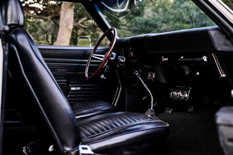 1969 Chevrolet Camaro Yenko SC 427 Muscle Old Classic USA -26 wallpaper
