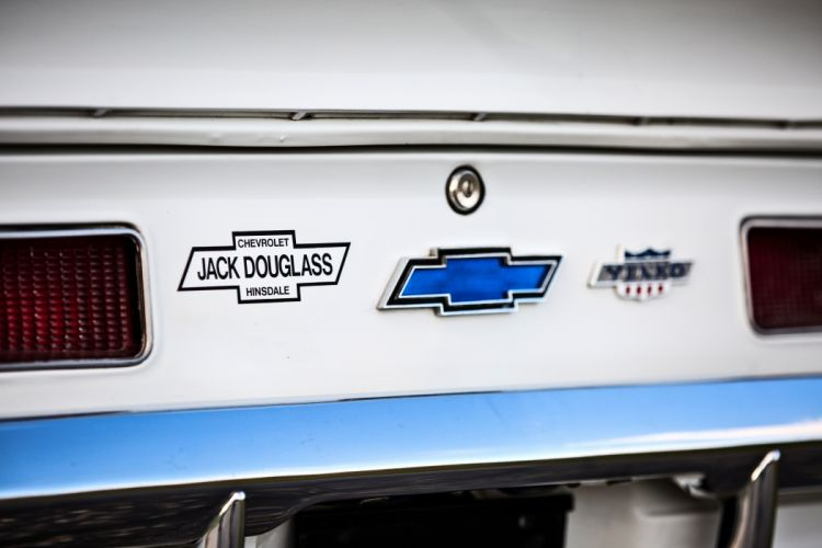 1969 Chevrolet Camaro Yenko SC 427 Muscle Old Classic USA -39 wallpaper