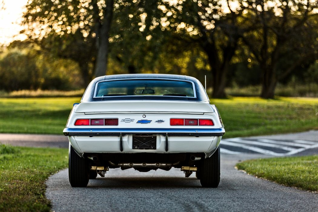 1969 Chevrolet Camaro Yenko SC 427 Muscle Old Classic USA -56 wallpaper