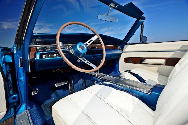 1968 Plymouth Hemi GTX Convertible Muscle Old Classic Original USA -04 wallpaper