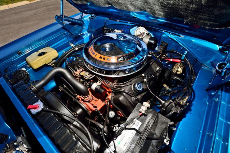 1968 Plymouth Hemi GTX Convertible Muscle Old Classic Original USA -06 wallpaper