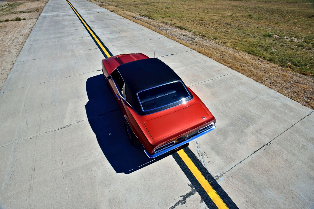 1968 Chevrolet Camaro RS SS Motion Phase III Muscle Classic Old Original USA -11 wallpaper