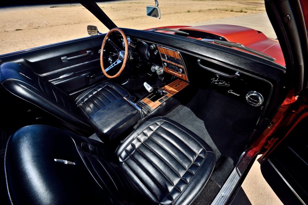 1968 Chevrolet Camaro RS SS Motion Phase III Muscle Classic Old Original USA -17 wallpaper