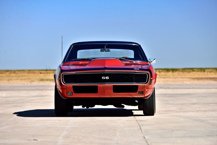 1968 Chevrolet Camaro RS SS Motion Phase III Muscle Classic Old Original USA -32 wallpaper