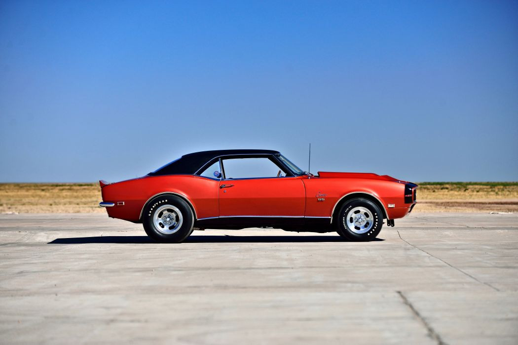 1968 Chevrolet Camaro RS SS Motion Phase III Muscle Classic Old Original USA -36 wallpaper