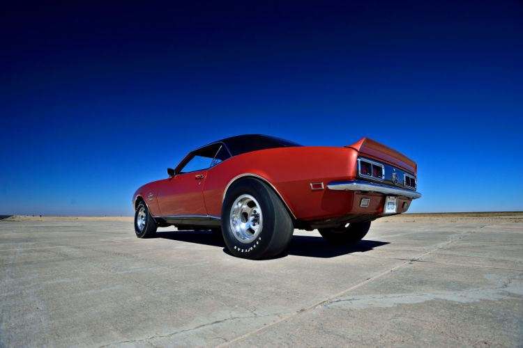 1968 Chevrolet Camaro RS SS Motion Phase III Muscle Classic Old Original USA -37 wallpaper