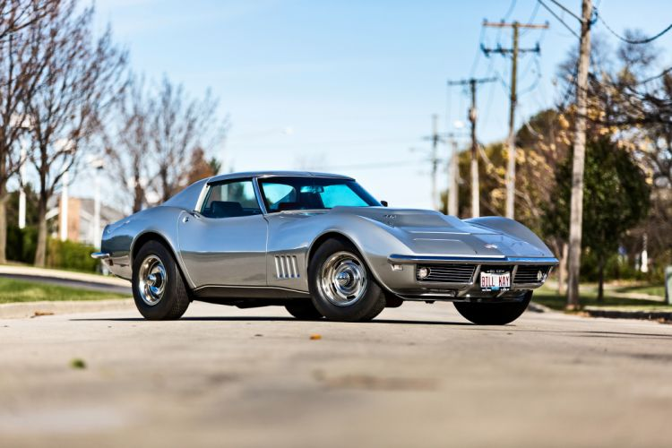 1968 Chevrolet Corvette Stingray L88 Coupe Muscle Old Classic Original USA -06 wallpaper
