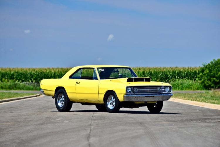 1968 Dodge Dart Hemi LO23 Super Stock Muscle Drag Super Street USA -12 wallpaper