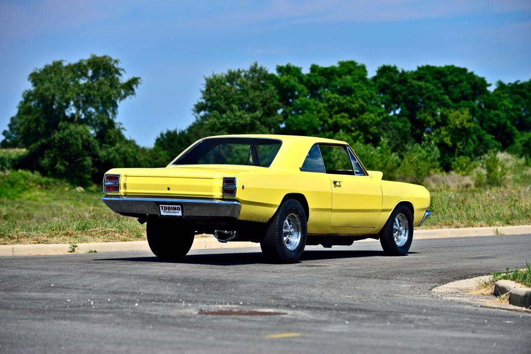 1968 Dodge Hemi Dart Super Stock Muscle Coupe Hardtop Drag Draster USA -03 wallpaper