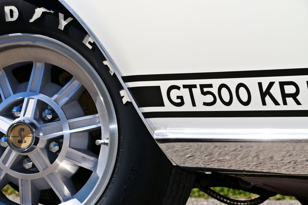 1968 Ford Mustang Shelby GT500 KR Cobra Fastback Muscle Old Classic Original USA -08 wallpaper
