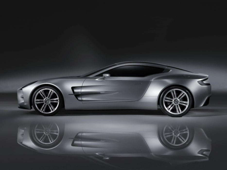 Aston Martin One-77 Concept wallpaper