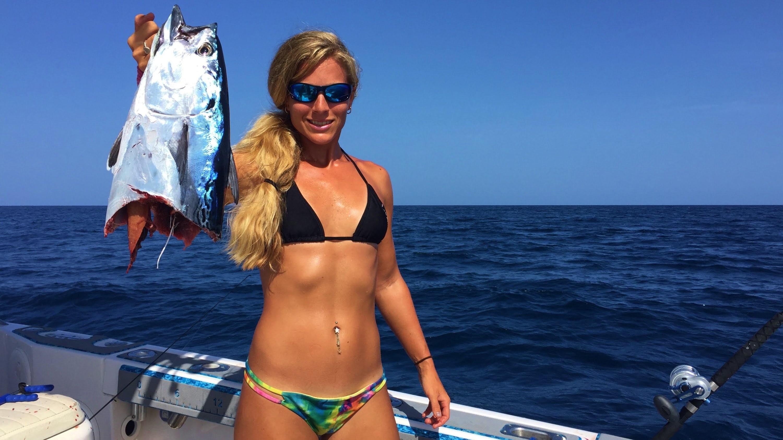 Sensuality Girls Women Sexy Sensual Biquini Fisherwoman