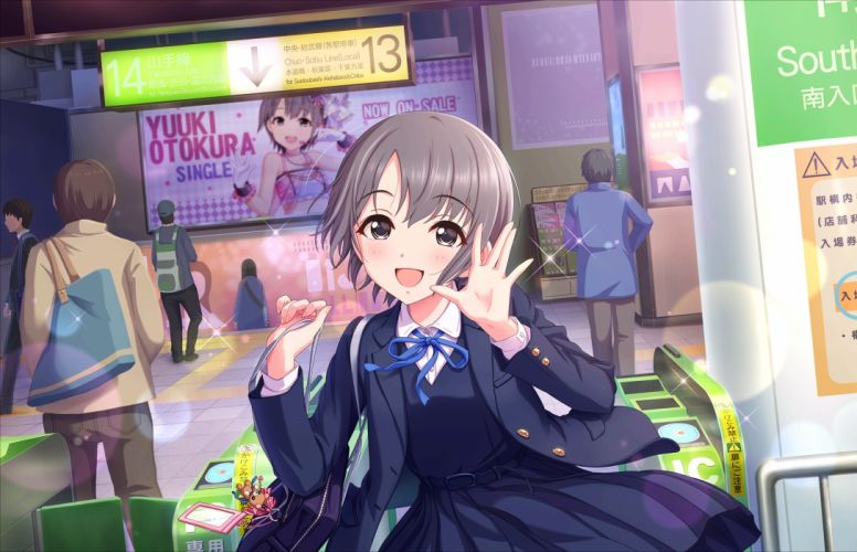 Anime The Idolmaster Cinderella Girls Starlight Stage wallpaper