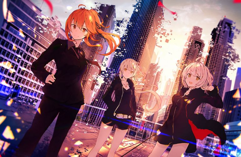 Anime Fate Grand Order wallpaper