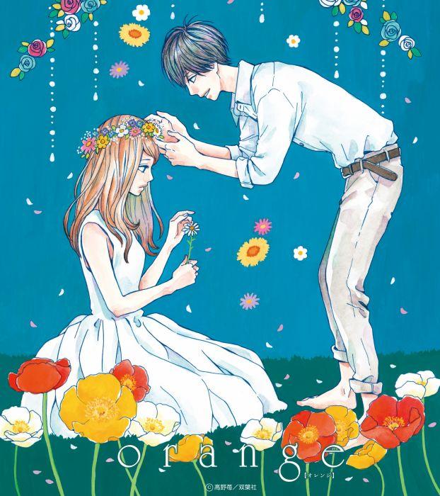 Orange Series Series Kakeru Naruse Character Naho Takamiya Character Wallpaper 1920x2160 1087842 Wallpaperup