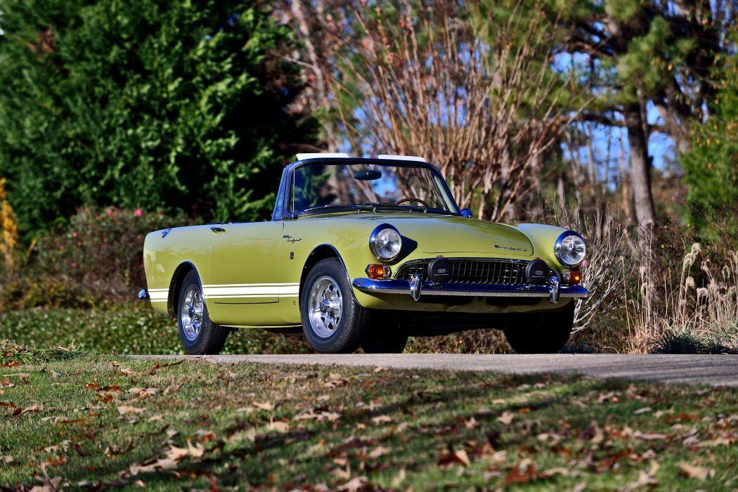 1967 Sunbeam Tiger MkII Roadster Classic Old Original -12 wallpaper