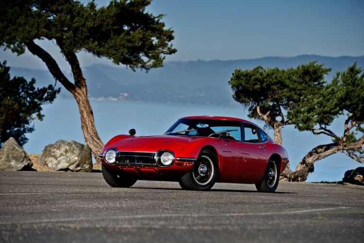 1967 Toyota 2000 GT Supercar Old Classic Exotic Japan -01 wallpaper