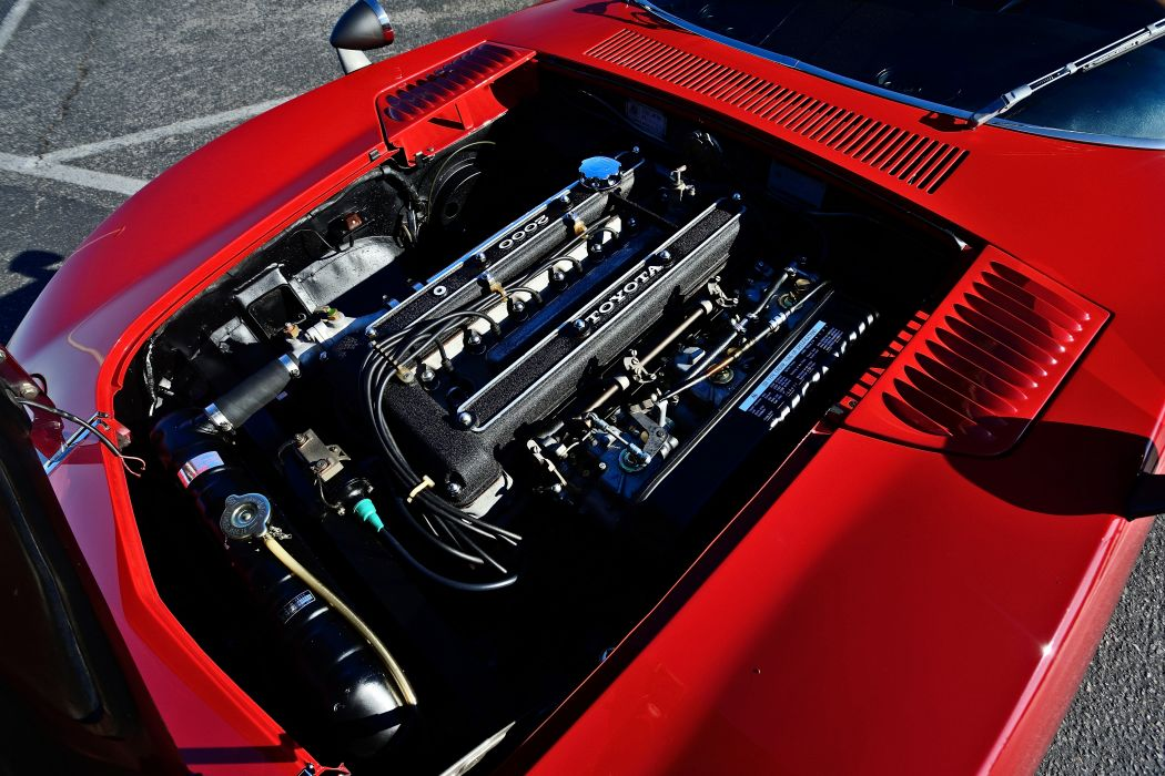 1967 Toyota 2000 GT Supercar Old Classic Exotic Japan -06 wallpaper