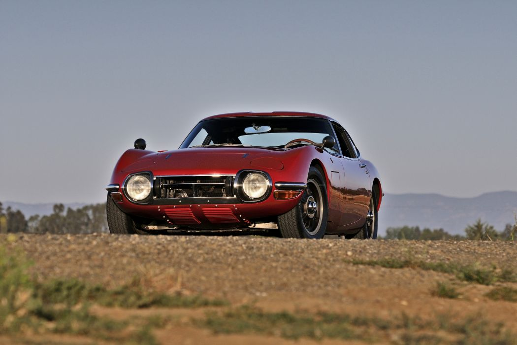 1967 Toyota 2000 GT Supercar Old Classic Exotic Japan -13 wallpaper