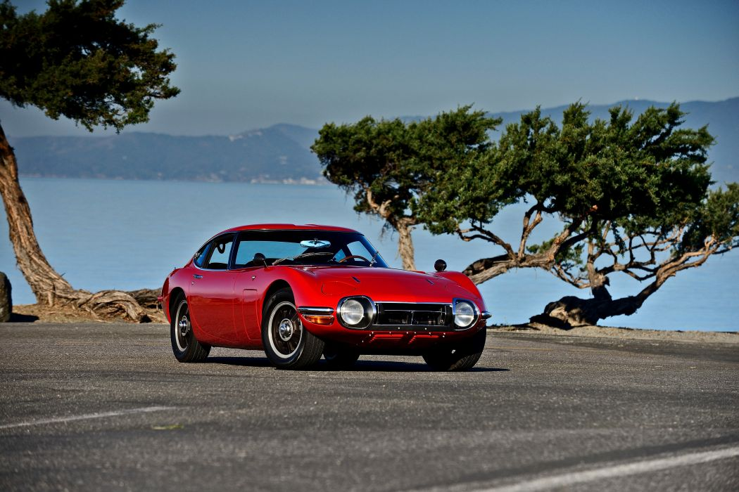 1967 Toyota 2000 GT Supercar Old Classic Exotic Japan -12 wallpaper
