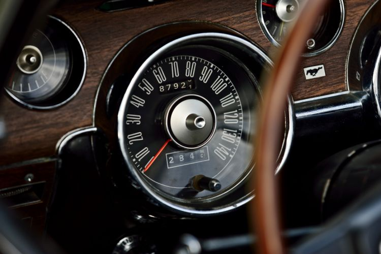 1967 Ford Mustang Shelby GT500KR Convertible Muscle Classic Old Original USA -14 wallpaper