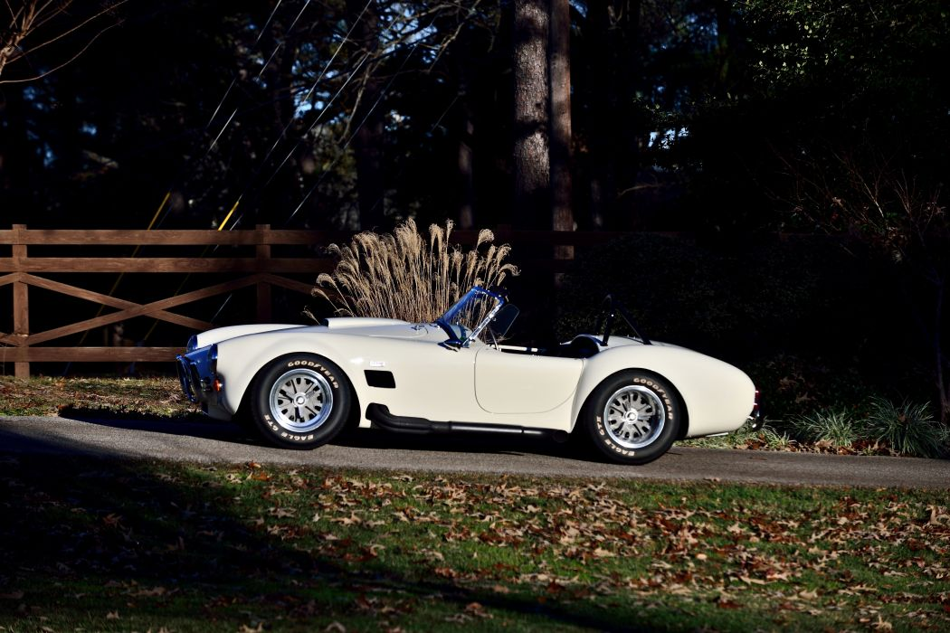 1967 Ford Shelby 427 Cobra Roadster Sport Classic Old Original USA -02 wallpaper