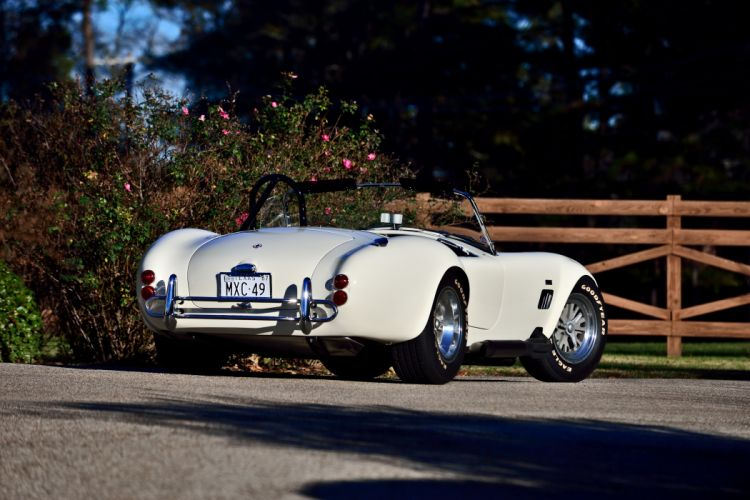 1967 Ford Shelby 427 Cobra Roadster Sport Classic Old Original USA -03 wallpaper