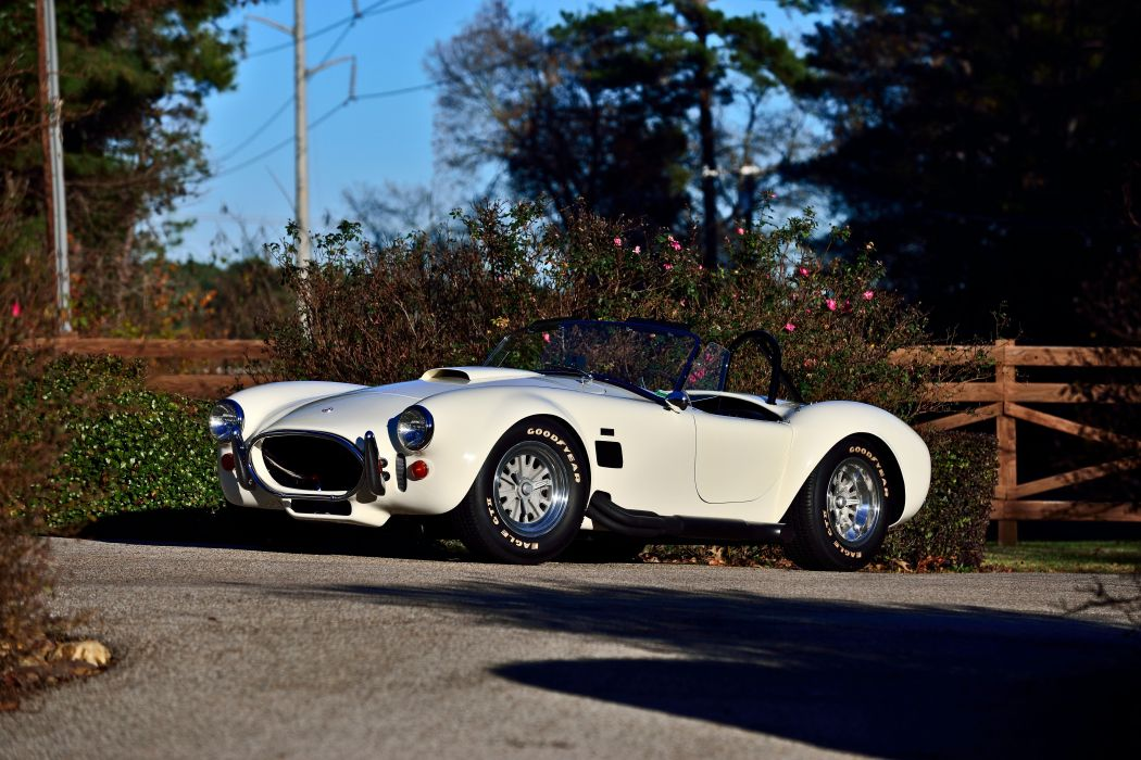 1967 Ford Shelby 427 Cobra Roadster Sport Classic Old Original USA -01 wallpaper