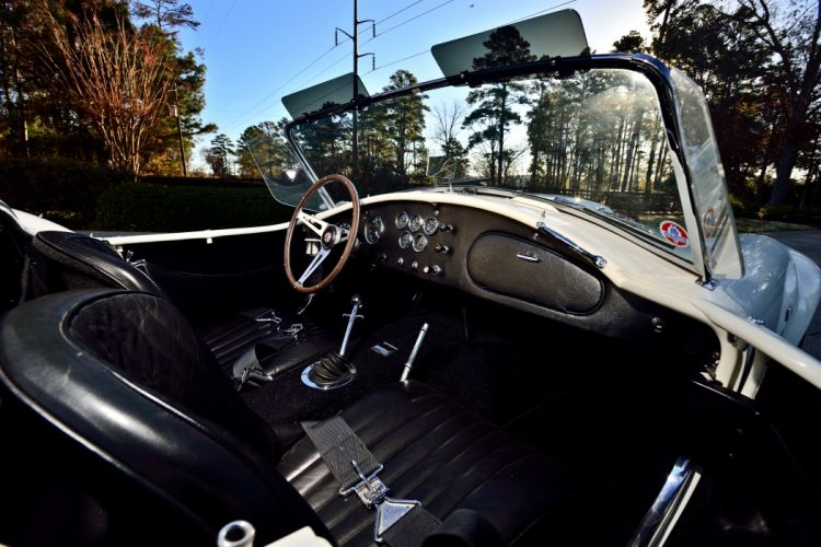 1967 Ford Shelby 427 Cobra Roadster Sport Classic Old Original USA -05 wallpaper