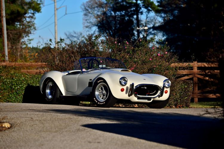 1967 Ford Shelby 427 Cobra Roadster Sport Classic Old Original USA -12 wallpaper