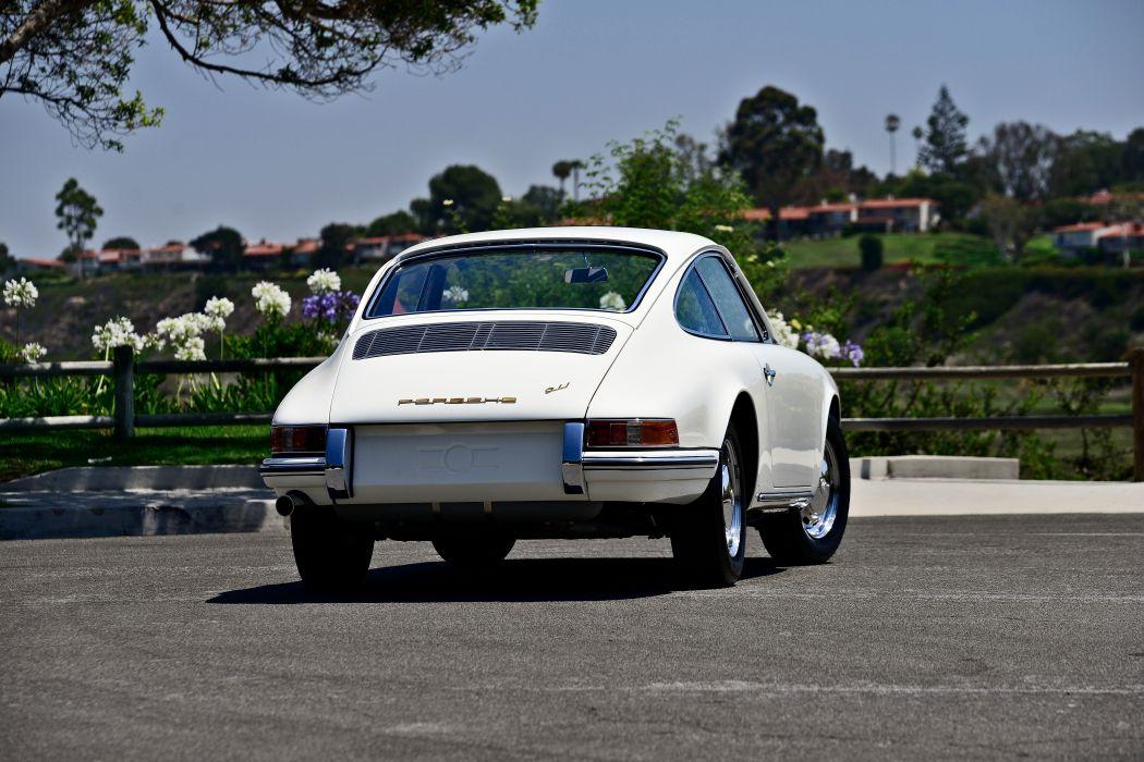 1967 Porsche 911 Deluxe RS Sport Exotic Classic Old Original German -03 wallpaper